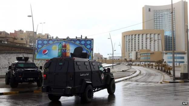 Libya gunmen attack Corinthia Hotel in Tripoli - Jordan Vista